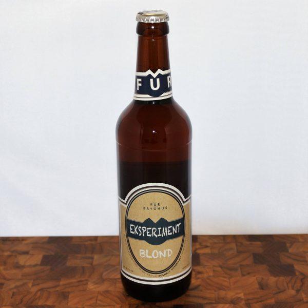 FUR Eksperiment blond øl