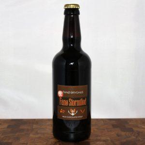 Fanø Bryghus Stormflod øl