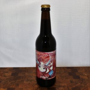 Hornbeer Red Cow øl