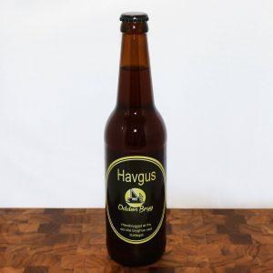 Odden Bryg Havgus øl