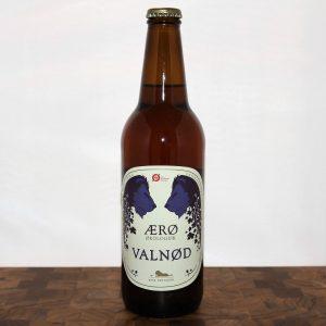 Rise Bryggeri Valnød øl