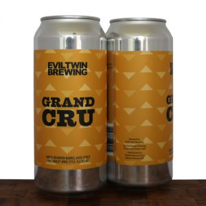 Evil twin Brewing -Grand Cru