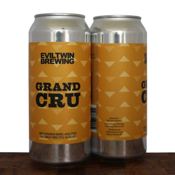 Evil twin Brewing -Grand Cru