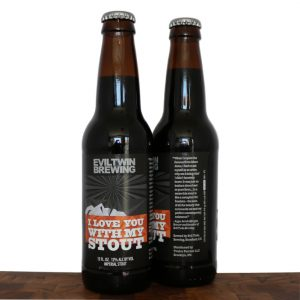 I Love You With My Stout - Evil Twin Brewing