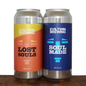 Lost Souls & Soul Made - IPA - Evil Twin Brewing