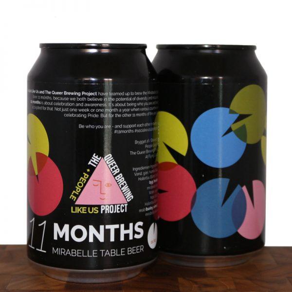 11 Months - Table Beer - People Like Us