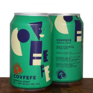 COVFEFE - Imperial Stout - People Like Us
