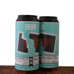 EKSEN - DIPA - MUSICON Mikrobryggeri