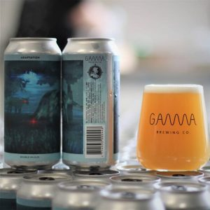 Adaption - Gamma Brewing Collab. Northern Monk
