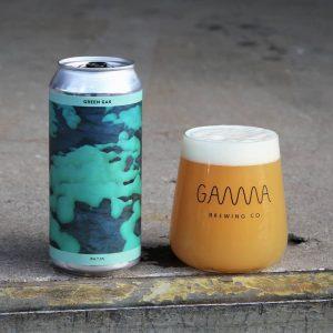 Green Gak - Gamma Brewing - India Pale Ale